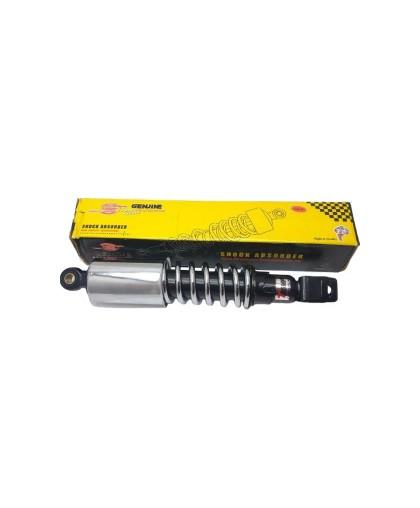 Амортизатор задний УРАЛ/К-750/ДНЕПР/МТ, хром (1 шт)