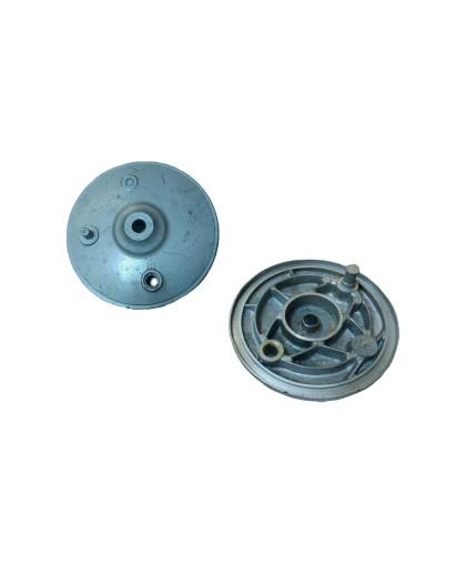 Барабан тормозной, задний Минск, голый (3.112-35206А)
