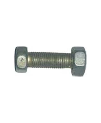 Болт крепления карбюратора Иж (М8 x 28 x шаг 1 мм) с гайкой ИЖ