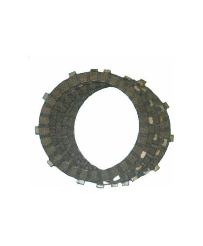 Комплект дисков сцепления Ява 350 модели 638, 639, 640 (12V) 5 шт.