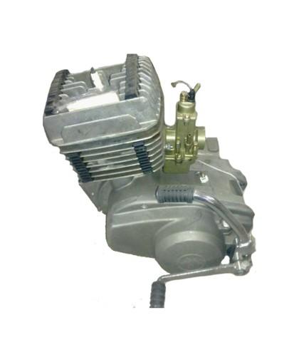Двигатель Минск Спутник, Пионер (3.1134-10100-06) (выхлоп вбок)