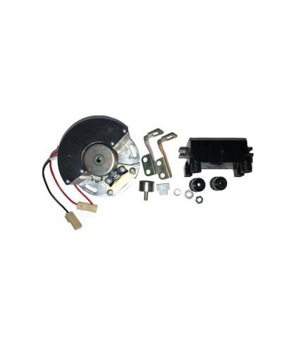 Микропроцессорная бесконтактная система зажигания 1135.3734 УРАЛ К-750 с катушкой зажигания 135.3705М и кронштейнами (СОВЕК)