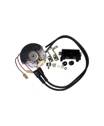 Микропроцессорная бесконтактная система зажигания 1135.3734 УРАЛ К-750 с катушкой зажигания 135.3705М и высоковольтными проводами (СОВЕК)