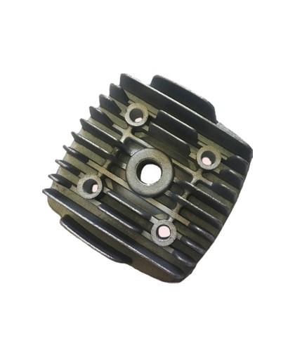 Головка цилиндра (прямое отверстие под свечу) F50