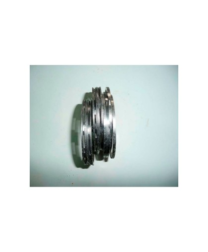 Кольца Урал К750 (широкие) 1 ремонт