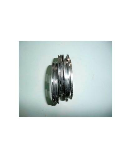 Кольца Урал К750 (широкие) 2 ремонт