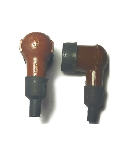 Колпачки в/в Россия СЭ12 (10 кОм) с резиновым уплотнителем (коричневый)