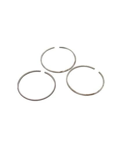 Кольца поршневые 2 ремонт (77,0мм) ИЖ Планета Спорт (3 шт)