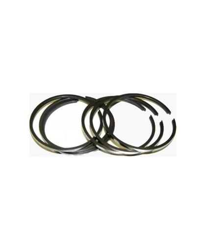 Кольца поршневые Ява 350 модели 638, 639, 640 (12V) 2-й ремонт (комплект-6 шт)