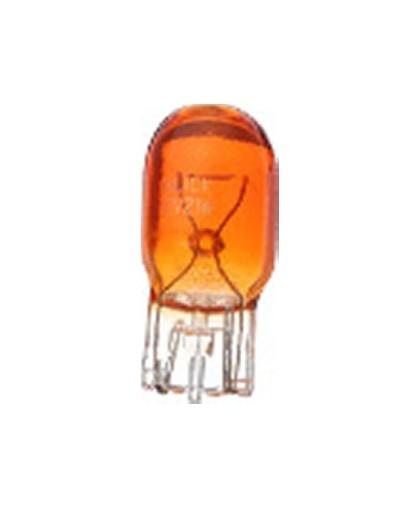 Лампа 12В 10Вт указателя поворотов, без цоколя, желтая ИЖ