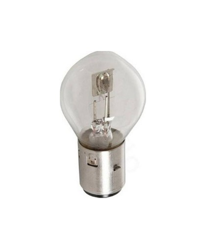 Лампа 12В 35/35Вт Ява фарная 2х конт.(тип BА20d)