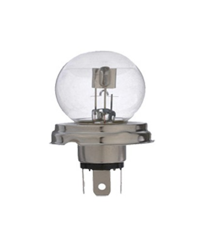 Лампа фарная 12В 45/40Вт тип R2 с цоколем P45T ИЖ