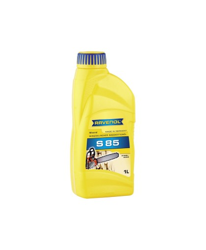 Масло для цепей бензопил RAVENOL Sagekettenol S85 (1л) (65011)