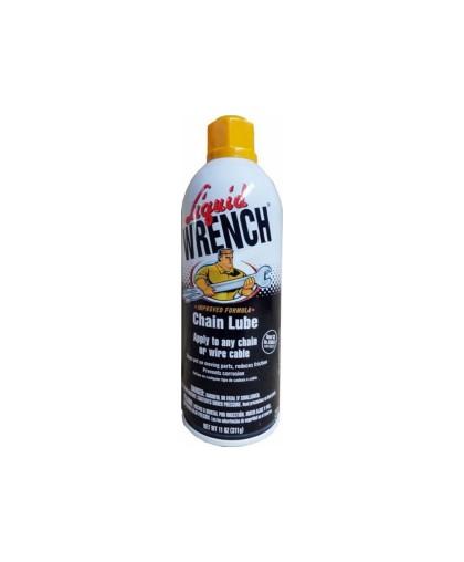 Масло Liquid WRENCH L711 (311 г.) для мото-вело цепей, петель, замков (аэрозоль)