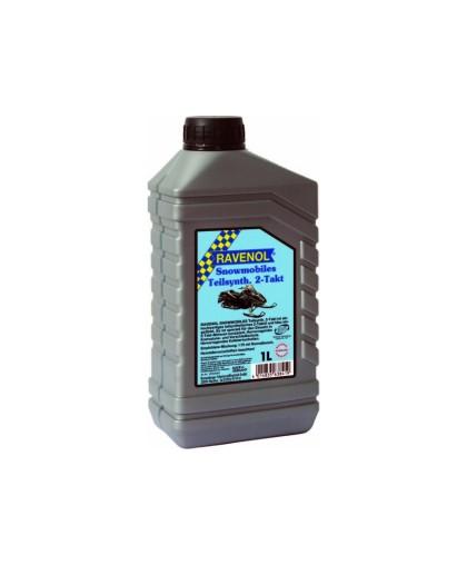 Масло полусинтетическое RAVENOL Snowmobiles Teilsynth ASI: TC (1л) для 2-х тактных снегоходов (63841)