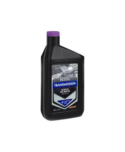 Масло минеральное REZOIL TRANSMISSION () 80W850.946л (мототехникa)