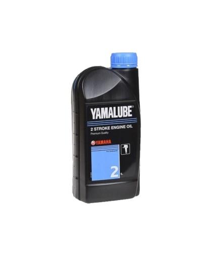 Масло YAMAHA Yamalube 2-Stroke Engine Oil (1л) для 2-х тактных лодочных моторов