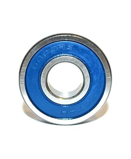 Подшипник 180100 (арт.6000-2RS) закрытый (Россия, завод)