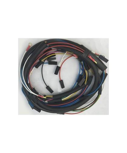 Проводка (центральный жгут) Ява 350 модели 634 (6V)