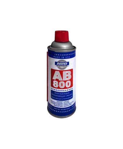 Смазка cпрей многоцелевая, проникающая ABRO PLATINUM AB-800-210 ( 210мл.)
