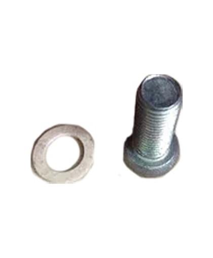 Винт сливной вилки с уплотнительной шайбой М10*25 (шaг 1,25) ИЖ Орион