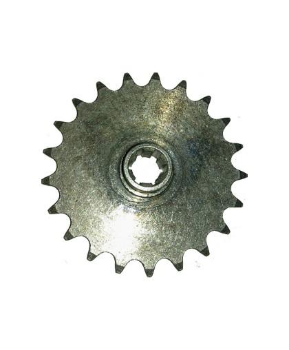 Звезда Муравей задняя (21 зуб) под ИЖ
