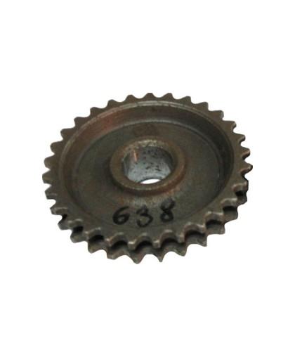 Звезда моторная, 2-х рядная Ява 350 модель 638 (12V)